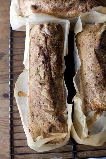camilla plum rugbrød med surdej
